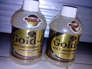 gold g herang